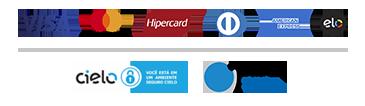 Bandeiras de Cartão